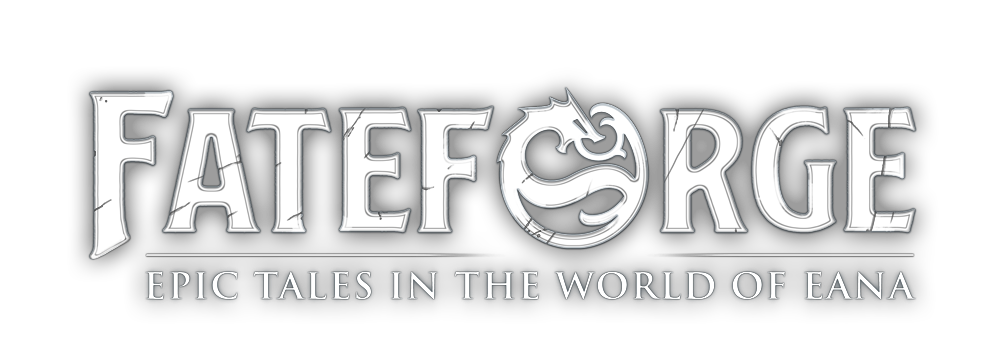 Fateforge : Epic Tales in the World of Eana