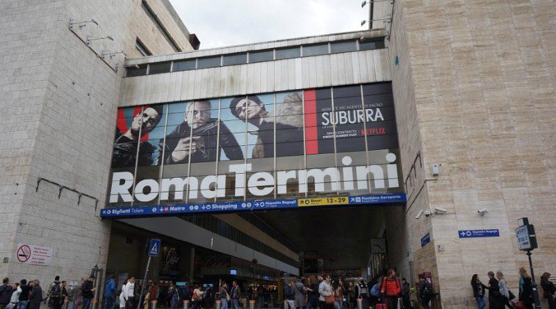 В Риме африканец изнасиловал пожилую немку