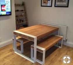 meja cafe minimalis sederhana