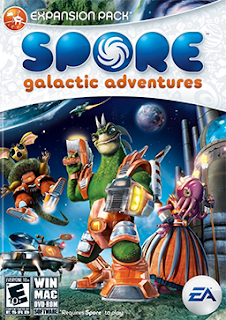 Spore Galactic Adventures Free Download