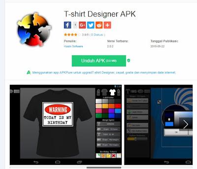 T-Shirt Designer