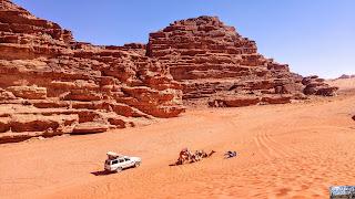 Jordanie Désert Wadi Rum
