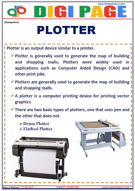 DP | PLOTTER | 11 - JUNE - 17 |