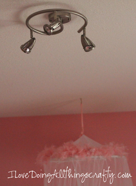 Maia's Room Make Over - Lighting - Part 3