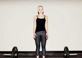Samantha Wright is a Gymnast Turned into Weightlifter [21 pics]