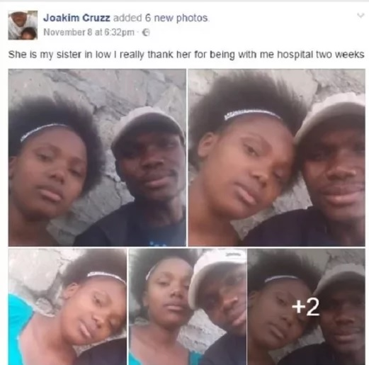 Man shares after-sex pictures of him with his sister-in-law