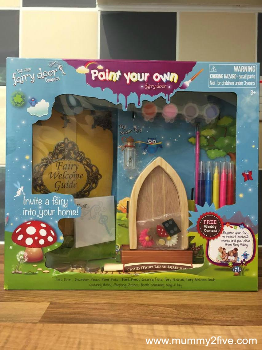 Chasing the wild things for The irish fairy door company facebook