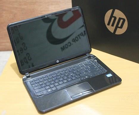 harga HP Pavilion Touchsmart Sleekbook 14-b146TU