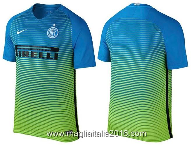 Seconda Maglia Inter Milan modello