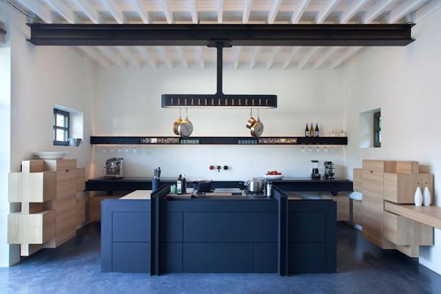 original design modern kitchen chateau de la resle%2B%25281%2529