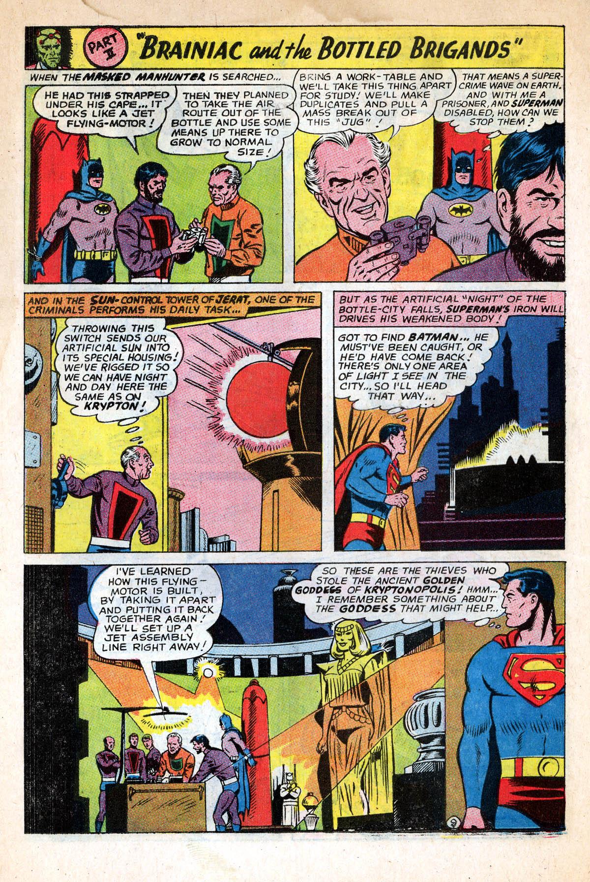 Read online World's Finest Comics comic -  Issue #158 - 14