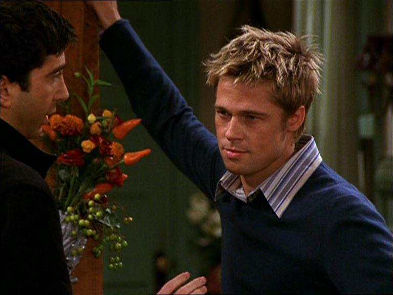 kiedy Ross i Rachel zaczynają się spotykać