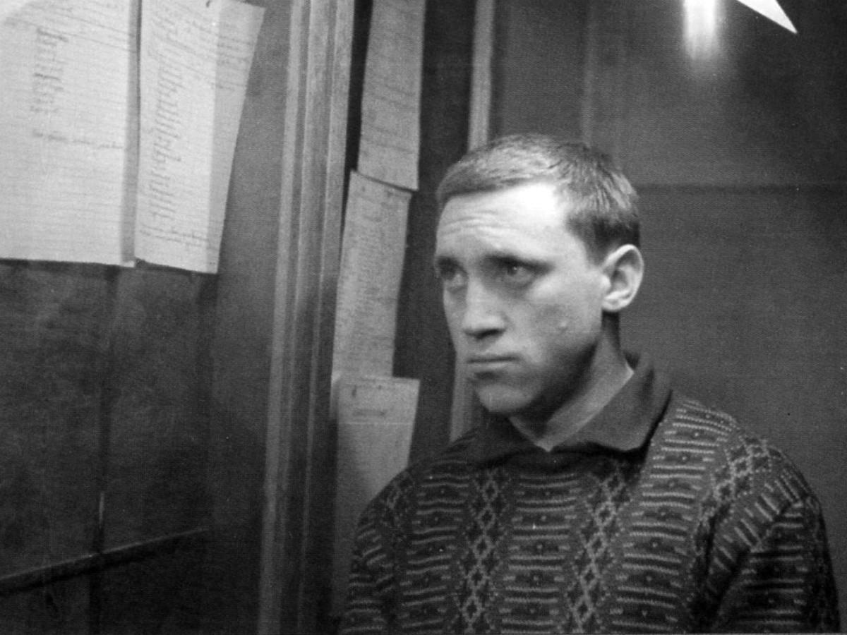 1962: актёр-неудачник Владимир Высоцкий