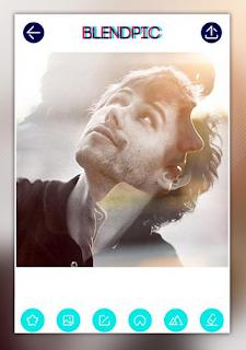 BlendPic - Aplikasi Edit Foto Gratis untuk Android