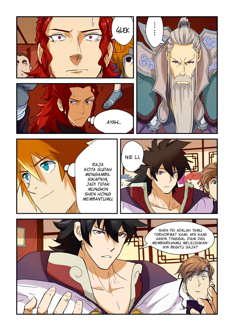 Tales of Demons and Gods Chapter 140
