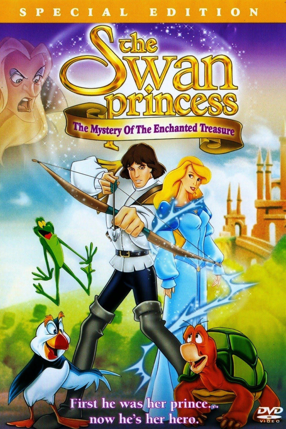 Watch The Swan Princess 3 The Mystery Of The Enchanted -2413