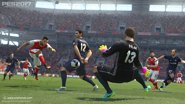PES 2017 ISO for PPSSPP Free download and install on Android