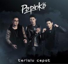 Download Lagu Papinka Terbaru Terlalu Cepat Mp3