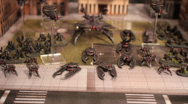 Dropzone Commander Scourge Hunters and Reapers