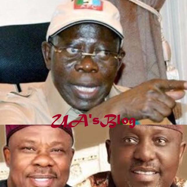 APC 'll win Ogun, Imo without Amosun, Okorocha – Oshiomhole