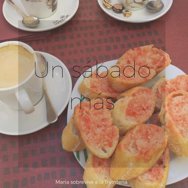 desayuno tostadas aceite tomate