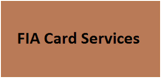 FIAcardservices.com Login