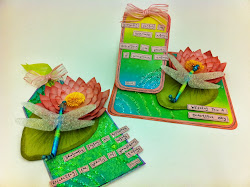 Waterlily and Dragonfly Projects