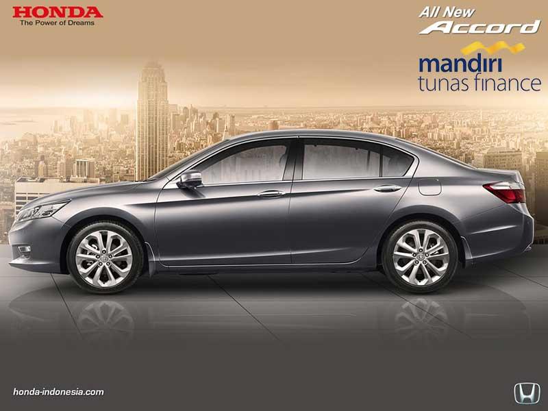 Paket Kredit Mobil Honda Accord Bandung 2016