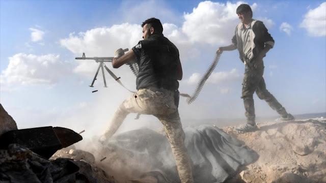 Siria denuncia doble estándar de Francia respecto a terroristas