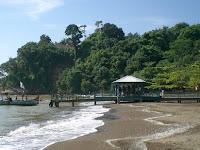 Pesona Pantai Sigandu Batang Dengan Dophin Centernya : Lokasi Pantai, Fasilitas, Harga Tiket