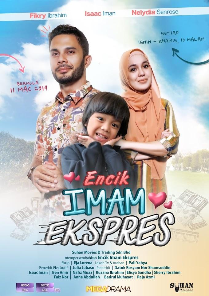 Drama Encik Imam Express Bakal Menggantikan Senafas Rindu