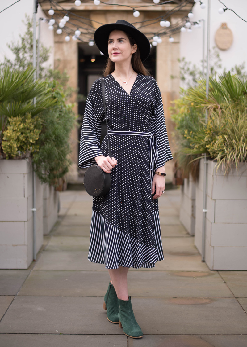 Polka Dot Preen Debenhams Dress