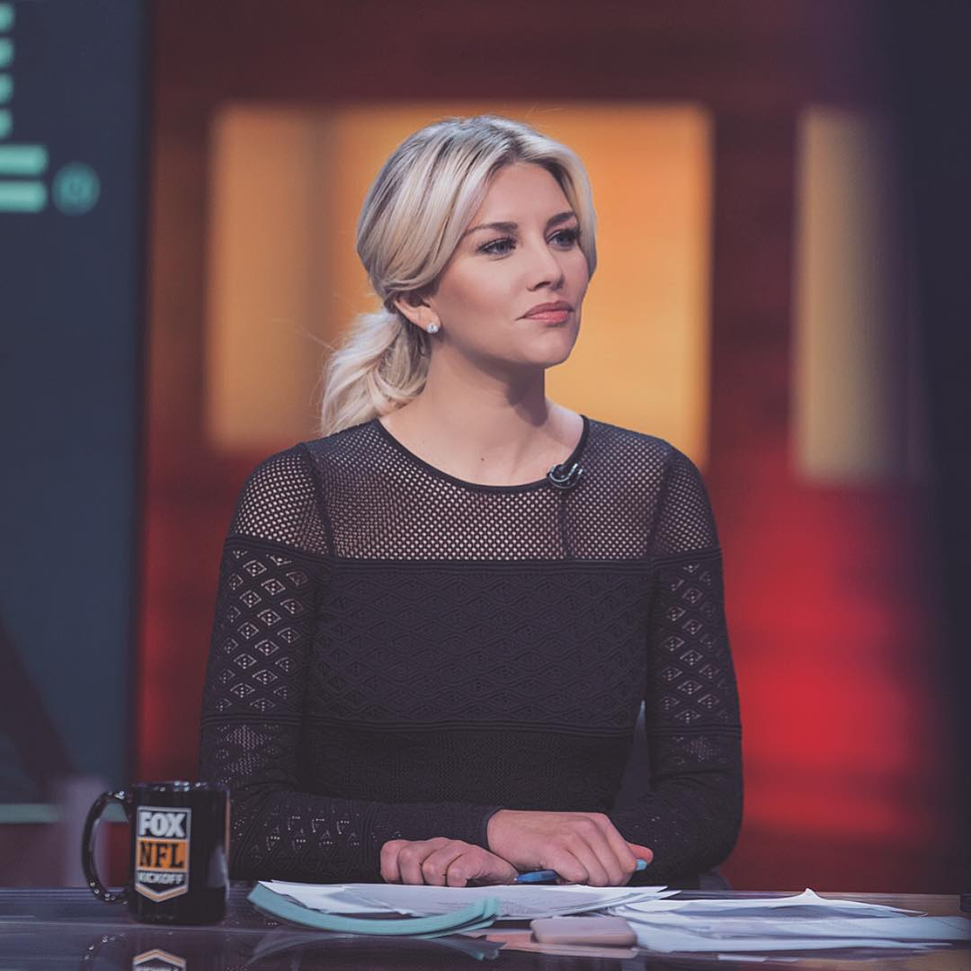 Charissa Thompson Has Naked Selfies Stolen And Leaked -1186