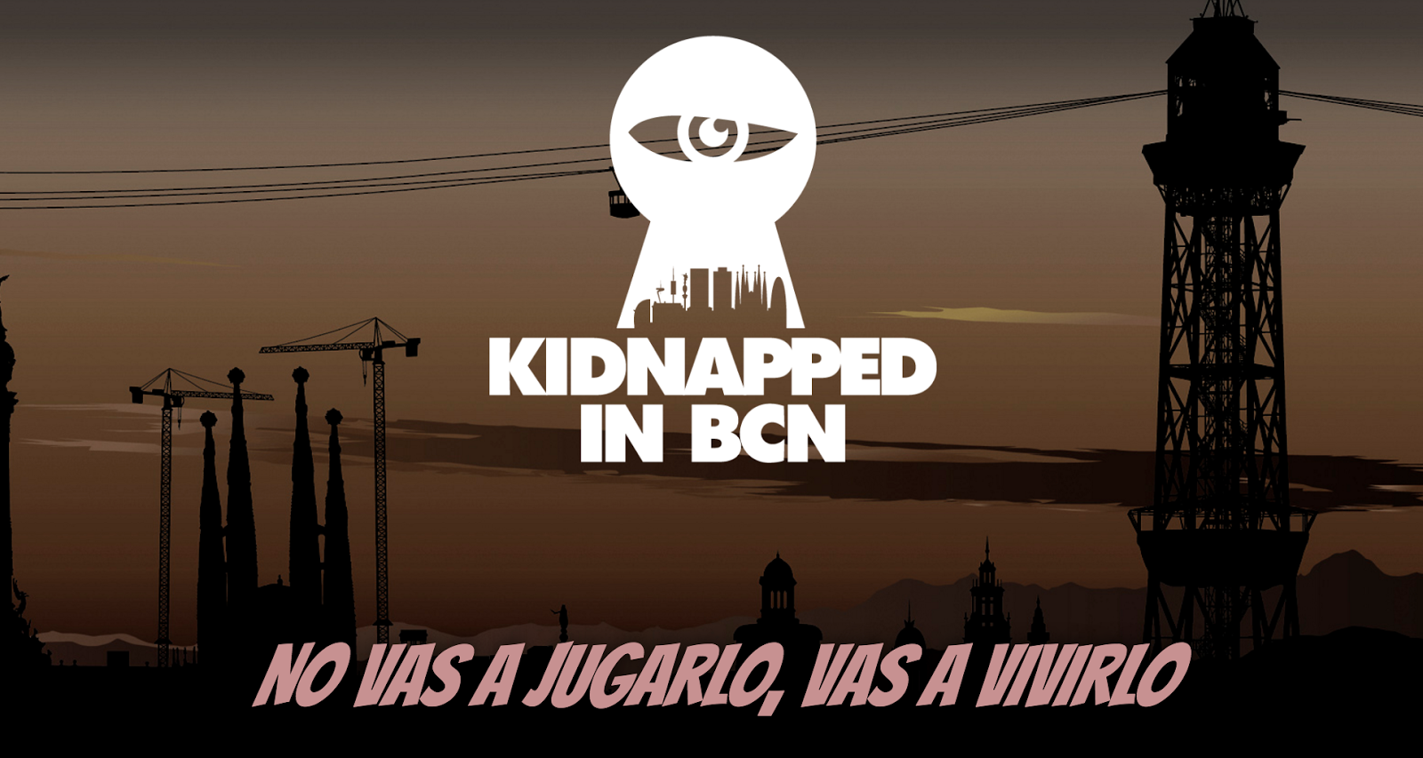 Kidnapped In Barcelona Room Escape