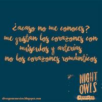 Resultado de imagen para night owls libro
