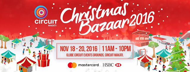 Brace yourself for the biggest and the hippest holiday bazaar in Makati!