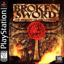 Broken Sword - The Shadow Of The Templars - PS1 - ISOs Download