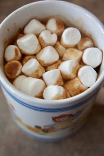 Peanut Butter Hot Chocolate: Savory Sweet and Satisfying