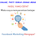 Panduan FB Ads - Cara Menghasilkan Uang Dari Facebook