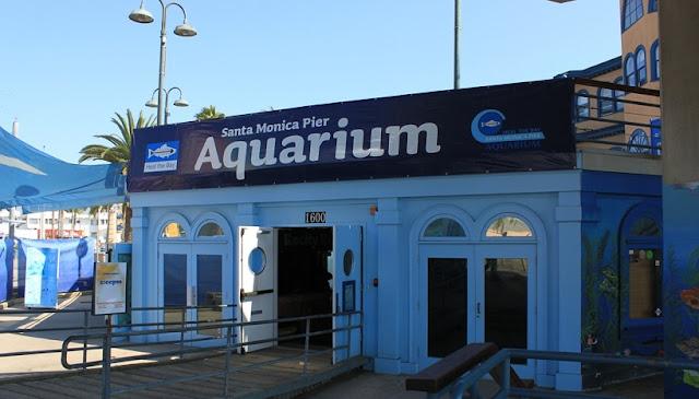 Informações sobre o Santa Mônica Píer Aquarium