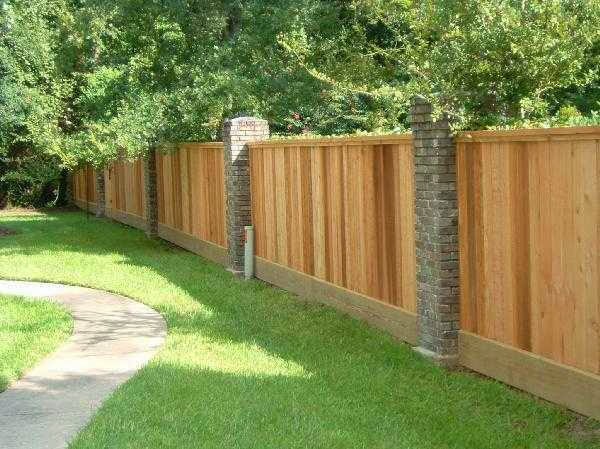 how to decorate fence