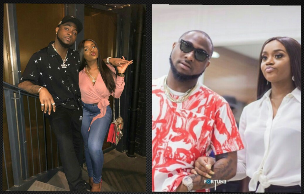 Davido hints on making his girlfriend, Chioma his wife
