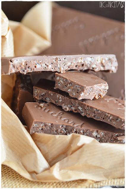 chocolate- dulce navideño- ingrediente turrón suchard clásico