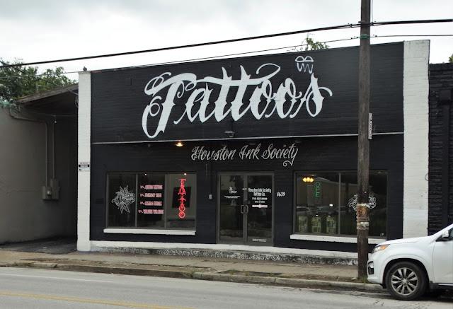 Houston Ink Society Tattoo Co 1639 Westheimer Rd, Houston, TX 77006