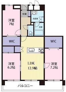 徳島市 新築 賃貸 南昭和町 2LDK 3LDK オートロック 鉄筋コンクリート造