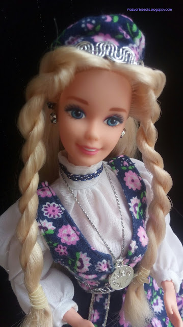 Norwegian Barbie® Doll
