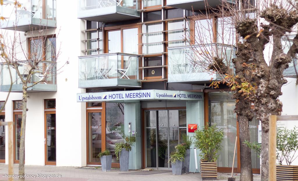 Ostseebad Binz Upstalsboom Hotel meerSinn