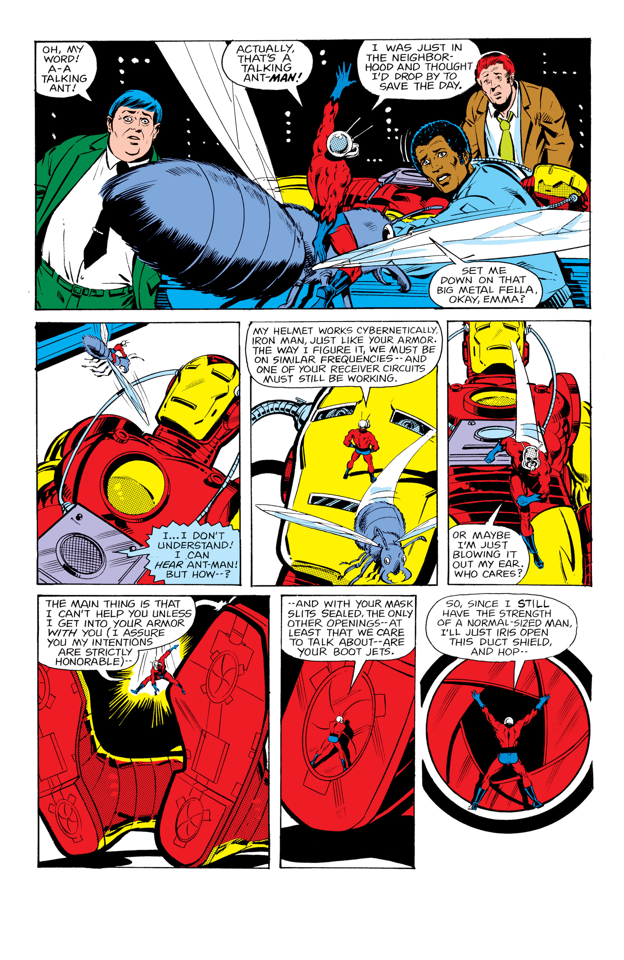 Read online Ant-Man comic -  Issue #Ant-Man _TPB - 88
