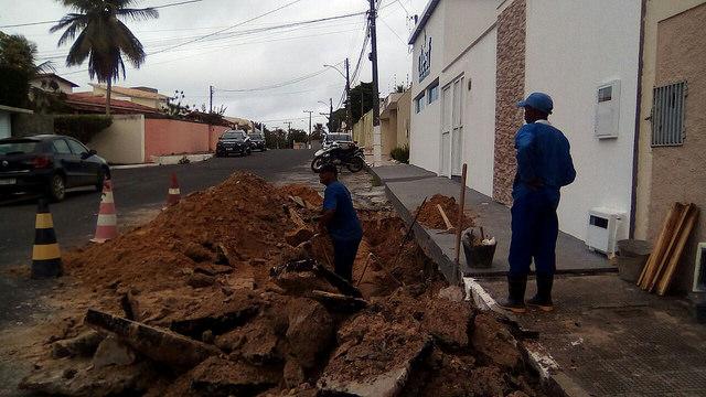 Prefeitura de Alagoinhas intensifica Operação Chuva no município