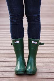 short hunter boots, short hunter wellies, hunter rain boots